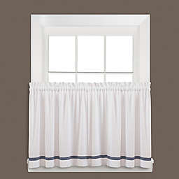 Kate 36-Inch Window Curtain Tier Pair in Blue