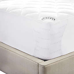 Sure Fit® Deluxe Reversible Twin Mattress Pad