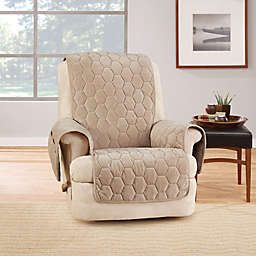 Sure Fit® Silky Touch Recliner Protector