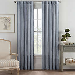 Bayport Fringe Rod Pocket/Back Tab Window Curtain Panel
