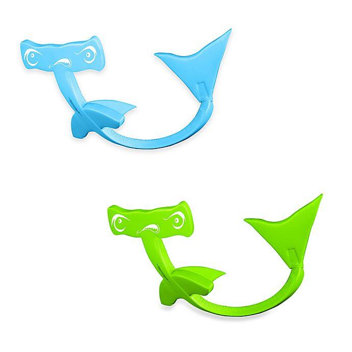 Alternate image 1 for Super Soft® Flipper Dipper™ Hammerhead Shark