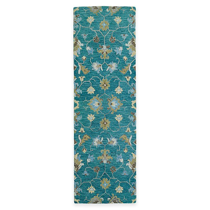 Kaleen Helena Turquoise Area Rug Reviews: Kaleen Helena Collection Agave Rug