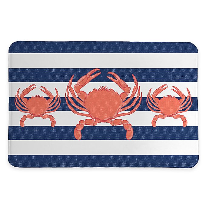 Laural Home® 20-Inch x 30-Inch Crab