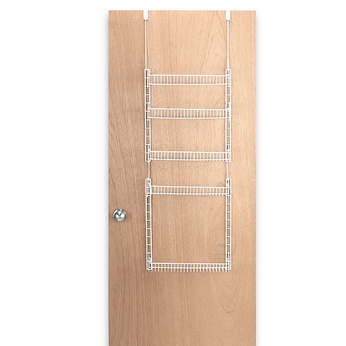 Over The Door Household Organizer Compact Pantry Rack