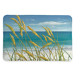 Laural Home® 20-Inch x 30-Inch Summer Breeze Memory Foam Rug