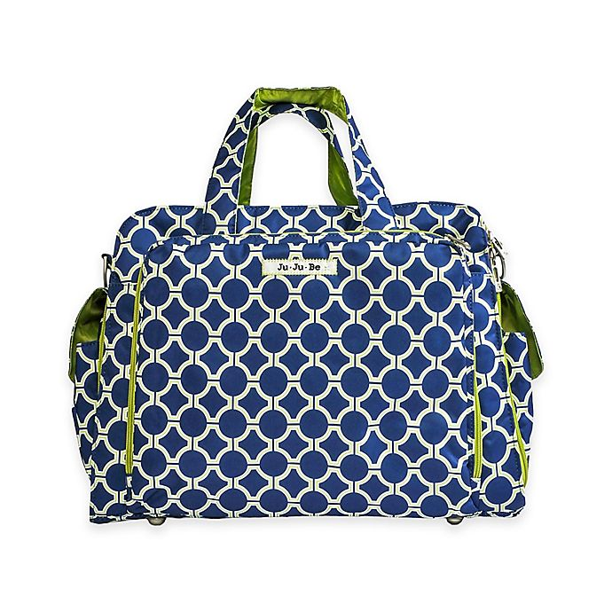 Alternate image 1 for Ju-Ju-Be® Be Prepared Diaper Bag in Royal Envy