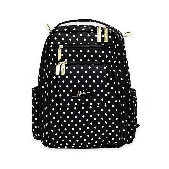 Alternate image 1 for Ju-Ju-Be® Legacy Be Right Back Backpack Style Diaper Bag in The Duchess