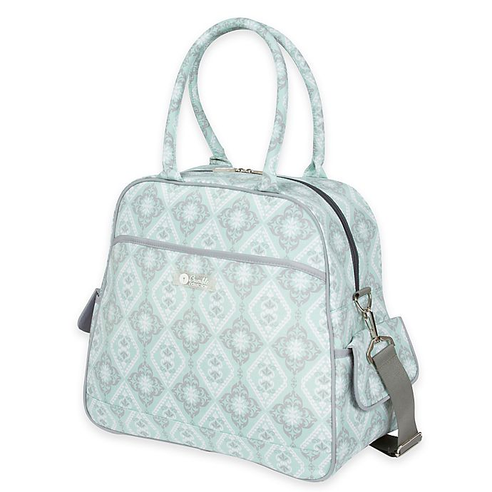 The Bumble Collection All In One Backpack Diaper Bag In