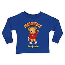 "Daniel Tiger's Neighborhood ""Hi Neighbor"" Long Sleeve T-Shirt"