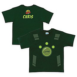Wild Kratts Creature Power Suit in Forest Green
