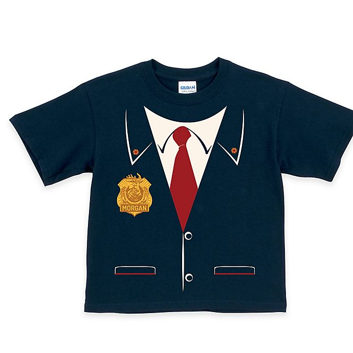 3d991d7bc8 Odd Squad Agent T-Shirt in Navy Blue
