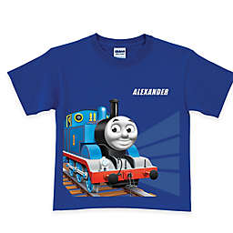 Thomas & Friends Tracks T-Shirt in Royal Blue