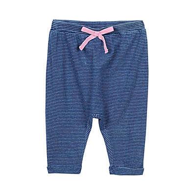 Splendid Striped Jogger Pant in Indigo/Pink