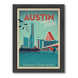 Anderson Design Group Art & Soul of America™ Austin, Texas 27-Inch x 21-Inch Wall Art