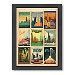 Art & Soul of America™ Chicago: Multi-Print Framed Wall Art by Anderson Design Group