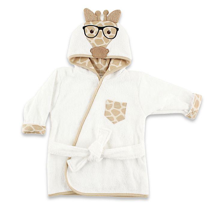 a76ffe3a15 BabyVision® Hudson Nerdy® Giraffe Animal Bathrobe