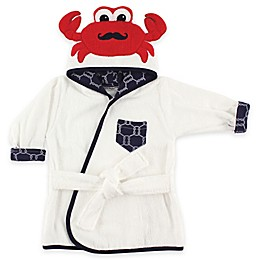 BabyVision® Hudson Baby® Mr. Crab Animal Bathrobe