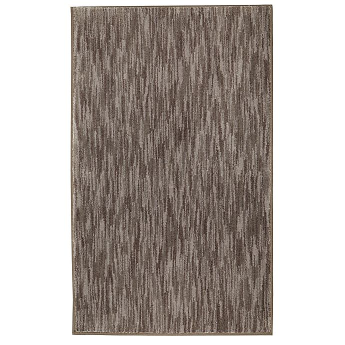 Alternate image 1 for Mohawk Home® Classic Works 2-Foot 6-Inch x 3-Foot 10-Inch Accent Rug in Mocha