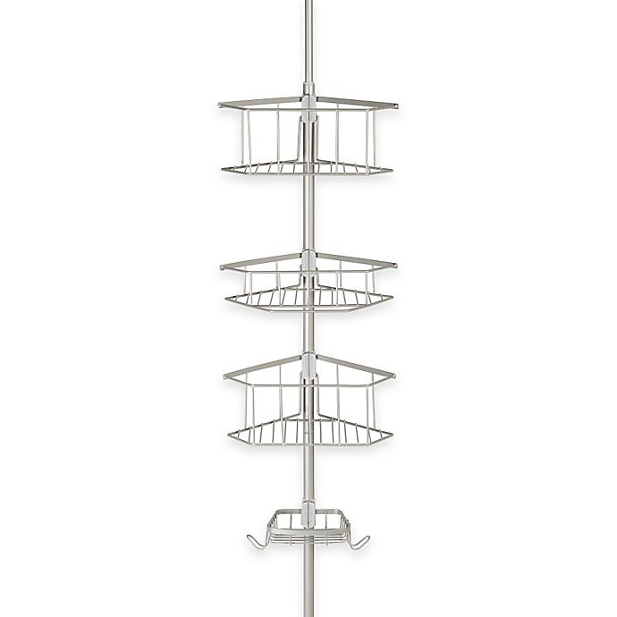 3 Tier Tension Pole Shower Caddy