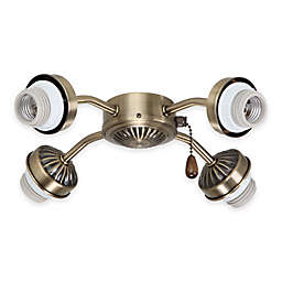 Emerson 4-Light Arm Fitter for Ceiling Fan