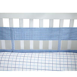 Nautica Kids® William Secure-Me Mesh Crib Liner