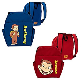 Curious George Funny Face Toddler Backpack