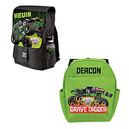 Monster Jam® Grave Digger® Youth Backpack