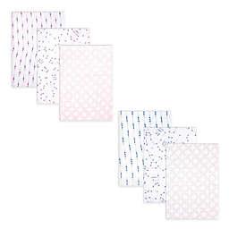 Hudson Baby® 3-Pack Stars Swaddle Blankets
