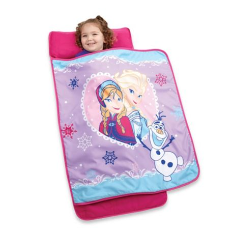 Disney 174 Quot Frozen Quot Sisterly Love Toddler Nap Mat Buybuy Baby