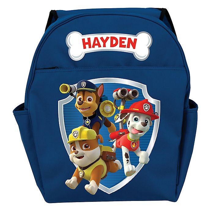 Alternate image 1 for Nickelodeon™ PAW Patrol Toddler Backpack in Blue