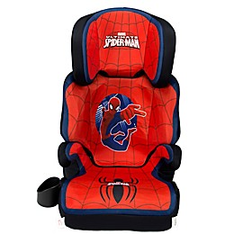 KidsEmbrace® Marvel Ultimate Spider-Man High Back Booster Car Seat