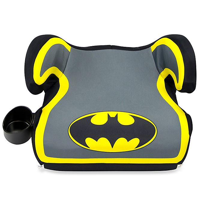 Alternate image 1 for KidsEmbrace® DC Comics Batman Backless Booster Car Seat