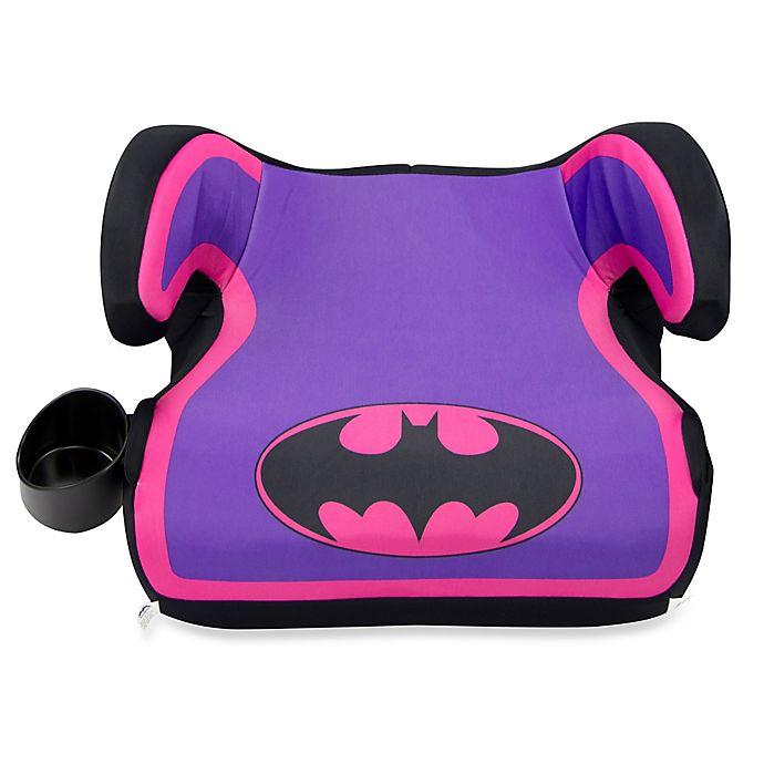 Alternate image 1 for KidsEmbrace® DC Comics Batgirl Backless Booster Car Seat