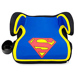 KidsEmbrace® DC Comics Superman Backless Booster Car Seat