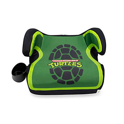 KidsEmbrace Nickelodean Teenage Mutant Ninja Turtles Backless Booster Car Seat