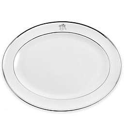 Pickard® Signature Platinum 13.78-Inch Oval Platter
