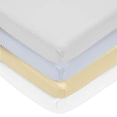 Live Good™ Organic Supima® Cotton Fitted Crib Sheet