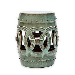 Abbyson Living® Talia 17-Inch Ceramic Garden Stool