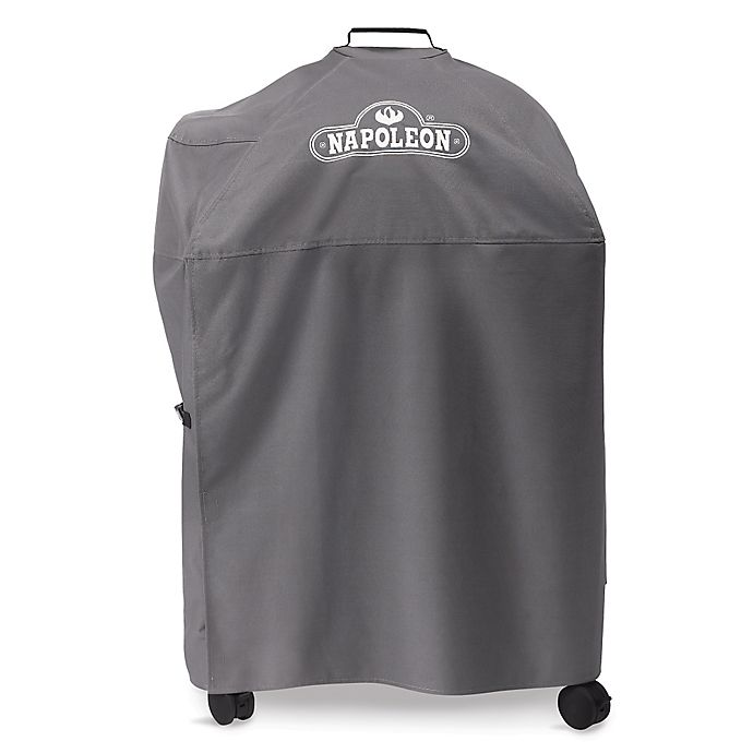 Alternate image 1 for Napoleon Charcoal Kettle Grill Cover in Grey