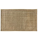 Bacova Woven Natural 1-Foot 8-Inch x 2-Foot 9-Inch Accent Rug in Brown