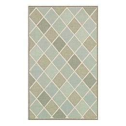 Seaside 7-Foot 6-Inch x 10-Foot Indoor/Outdoor Area Rug