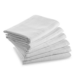 Crown Crafts® Dundee Mills Burp Cloths (6-Pack)