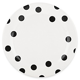 kate spade new york All in Good Taste™ Deco Dot Dinner Plate