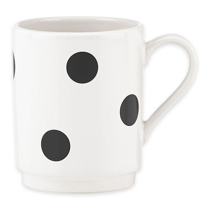 Alternate image 1 for kate spade new york All in Good Taste™ Deco Dot Mug