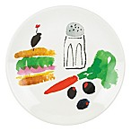 kate spade new york All In Good Taste Sandwich Accent Plate