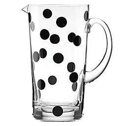 kate spade new york All in Good Taste™ Deco Dot Pitcher