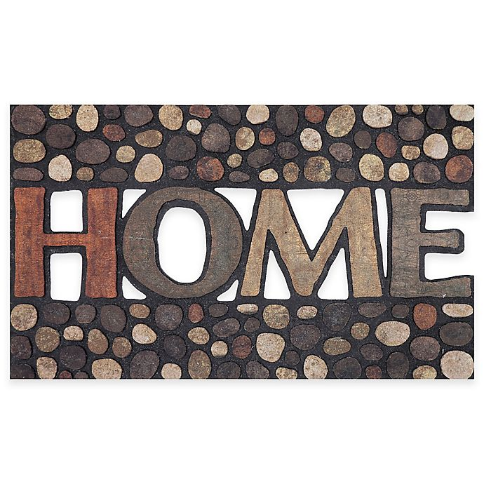 Alternate image 1 for Mohawk Home®  Stone 18-Inch x 30-Inch Door Mat