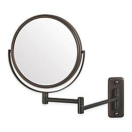 Wall Mounted Make Up Mirror Bed Bath Amp Beyond