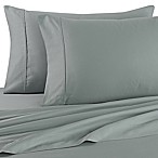 Brookstone® BioSense™  500-Thread-Count Queen Sheet Set in Teal