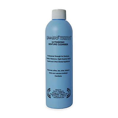 iSonic® White Ultrasonic Denture Cleaning Powder